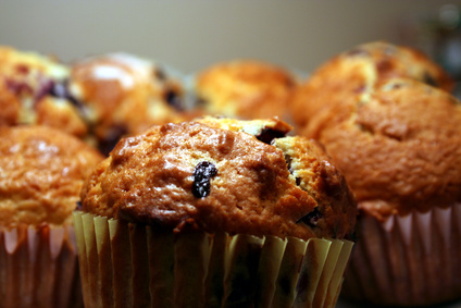 bluberry muffin