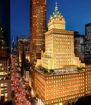 Aman Hotel in New York