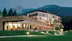 Luxushotel InterContnental in Berchtesgaden