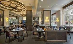 Restaurant Dinner by Heston Blumenthal