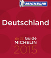 Guide Michelin Deutschland 2015