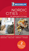 Cover des Restaurantführers Michelin Nordic Cities 2015