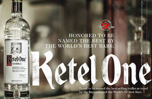 Wodka Ketel One