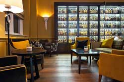 "Die Bar Scotch im ehrwürdigen Luxushotel ""The Balmoral"""